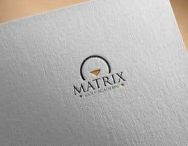 #113 para Matrix Golf Academy logo design por JaizMaya