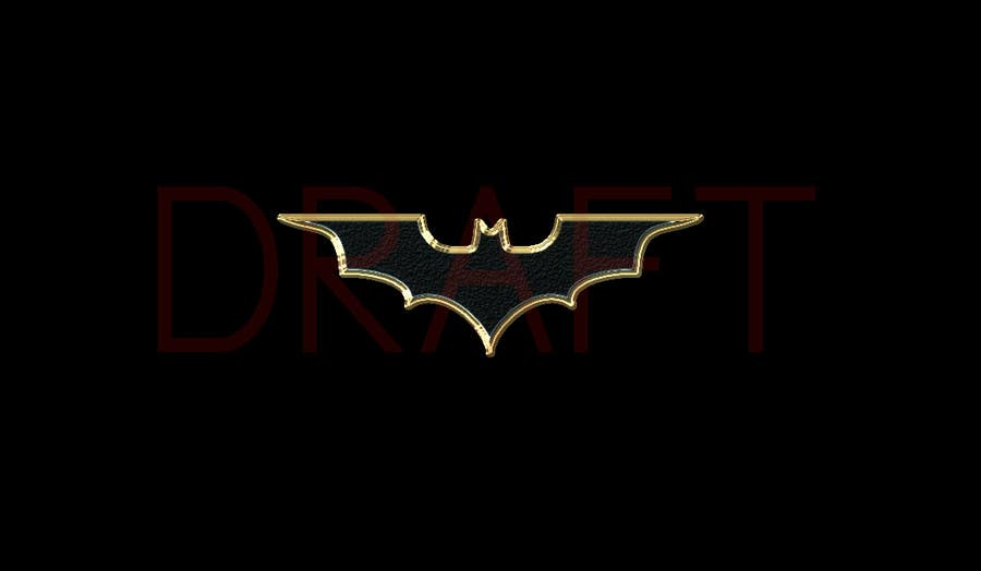 Entry 6 By Iwebgal For Design A Similar Banner To The Batman Dark