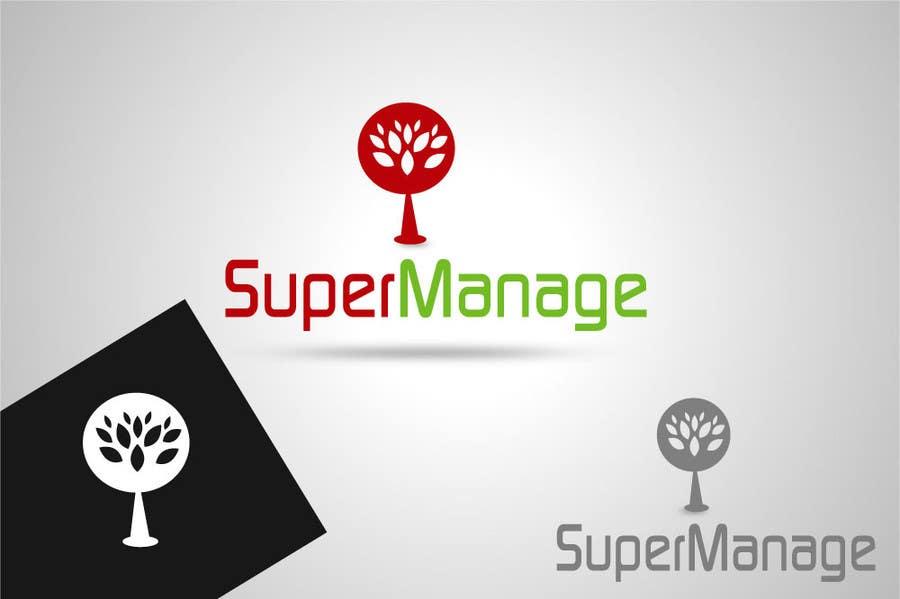 Inscrição nº                                         70                                      do Concurso para                                         Logo Design for SuperManage