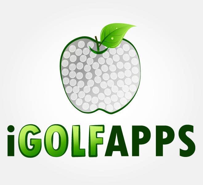 Inscrição nº 13 do Concurso para Logo Design for iGolfApps