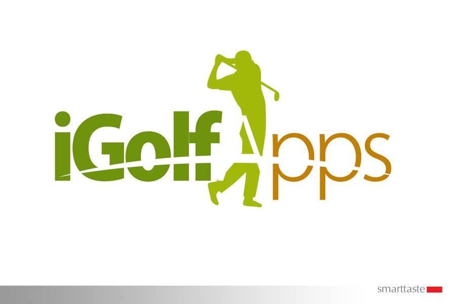Inscrição nº 40 do Concurso para Logo Design for iGolfApps
