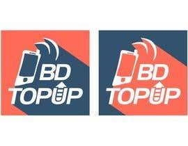 #18 para Design a Logo for BD TopUp por sharpminds40