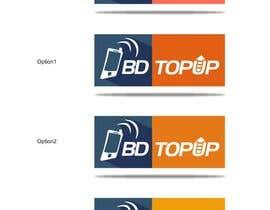 #35 para Design a Logo for BD TopUp por sharpminds40