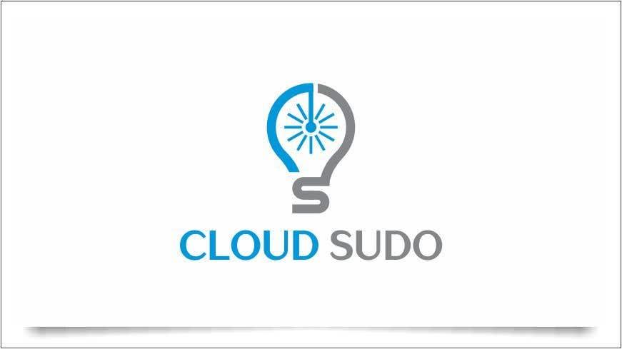 Penyertaan Peraduan #409 untuk Create Logo for a Cloud Solutions Provider