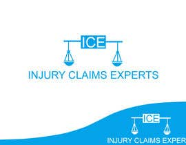 nº 26 pour Logo Design for INJURY CLAIMS EXPERTS par graphics8