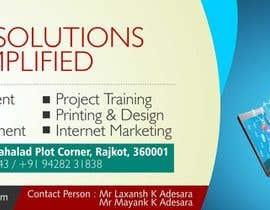 dipta165 tarafından Design a Banner for Web Development Company için no 8