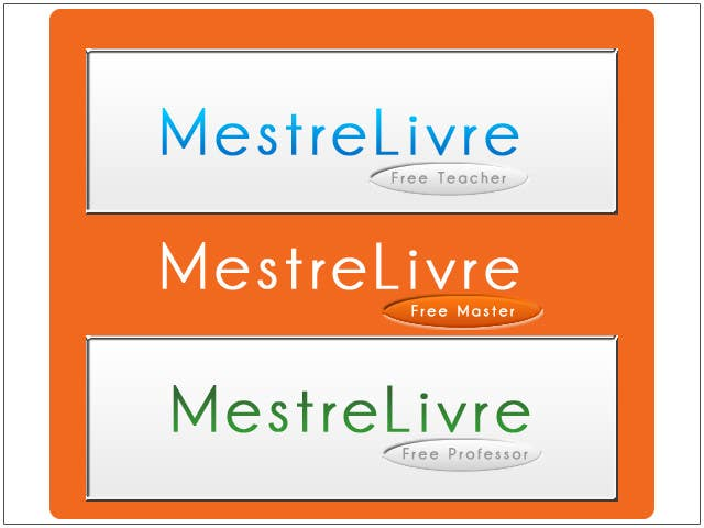 Inscrição nº                                         6                                      do Concurso para                                         Logo Design for Mestre Livre