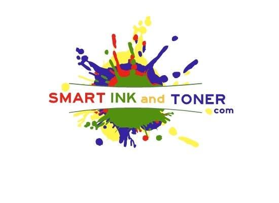 Kilpailutyö #                                        11                                      kilpailussa                                         Logo Design for smartinkandtoner.com