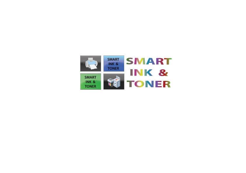Inscrição nº                                         16                                      do Concurso para                                         Logo Design for smartinkandtoner.com