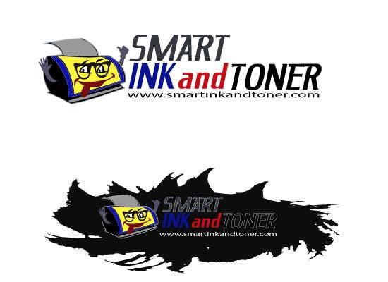 Kilpailutyö #                                        33                                      kilpailussa                                         Logo Design for smartinkandtoner.com