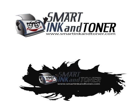 Inscrição nº                                         36                                      do Concurso para                                         Logo Design for smartinkandtoner.com