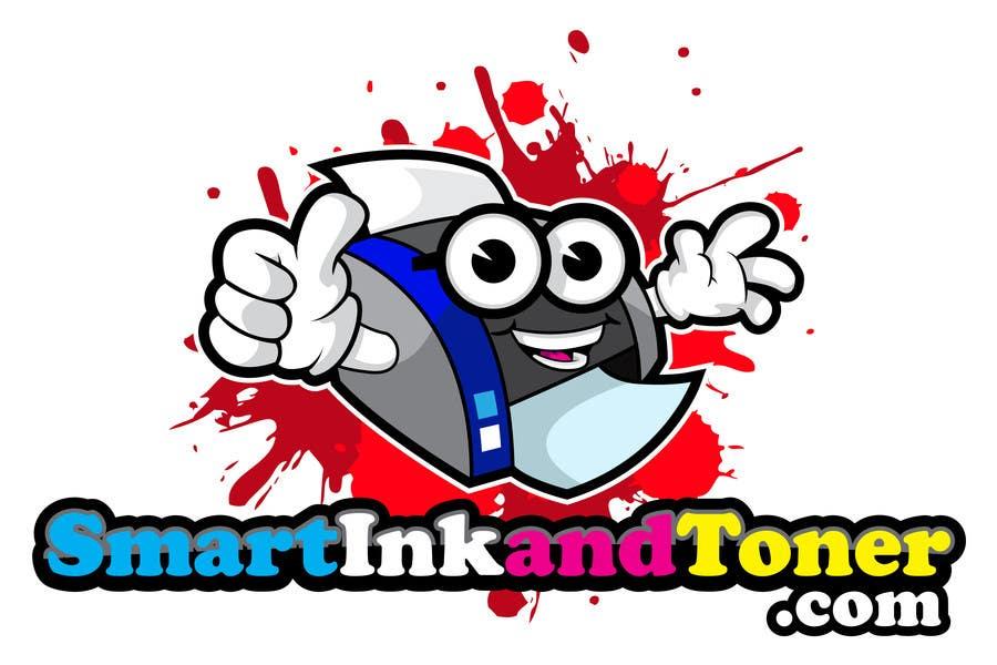 Kilpailutyö #                                        43                                      kilpailussa                                         Logo Design for smartinkandtoner.com