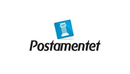 #77 for Logo Design for Postamentet af ammari1230