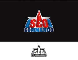 nº 119 pour Logo Design for SEOCOMMANDO.COM par whizzdesign