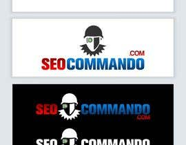#122 for Logo Design for SEOCOMMANDO.COM af ZahidAkash009