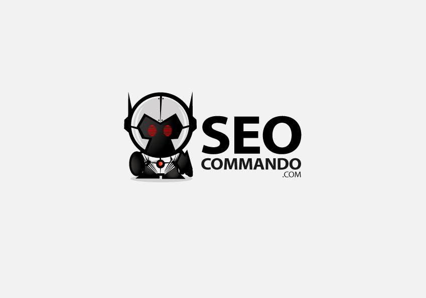 Kilpailutyö #106 kilpailussa Logo Design for SEOCOMMANDO.COM