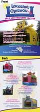 Ảnh thumbnail bài tham dự cuộc thi #                                                16                                              cho                                                 Flyer Design for Inflatable castle rental