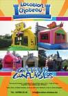 Bài tham dự #7 về Graphic Design cho cuộc thi Flyer Design for Inflatable castle rental