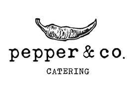 #68 for PEPPER & CO CATERING by KateStClair