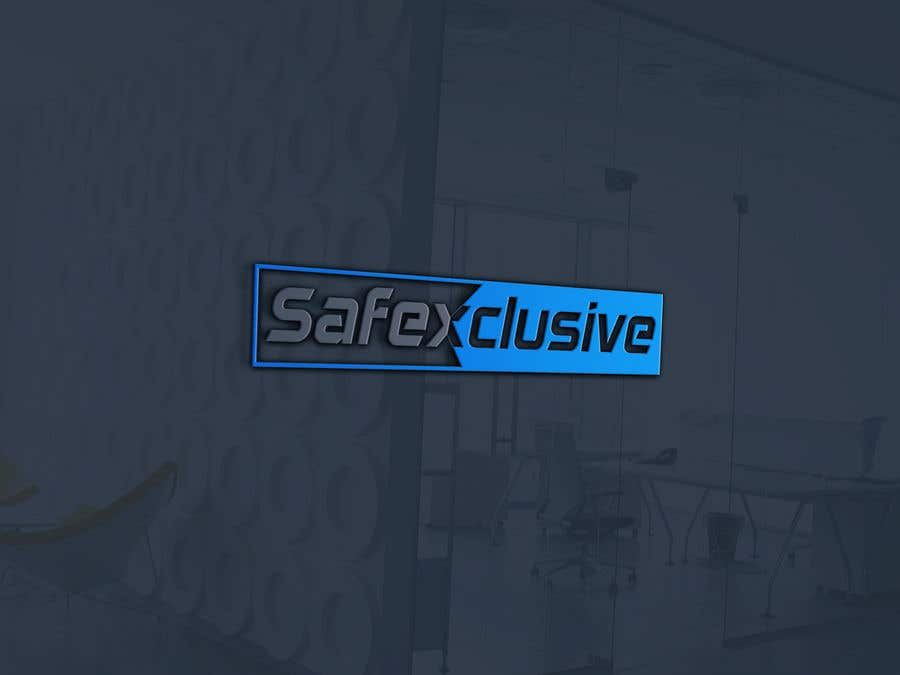 """Bài tham dự cuộc thi #27 cho Design a Logo for Industrial Personal Protective Equipment (PPE) Brand """"Safexclusive"""""""""""