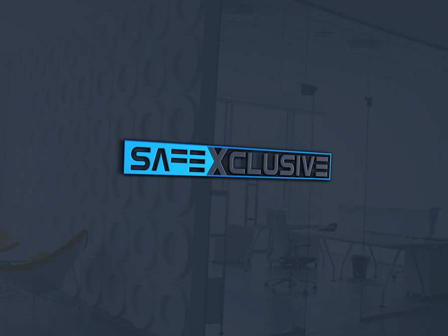 "Bài tham dự cuộc thi #70 cho Design a Logo for Industrial Personal Protective Equipment (PPE) Brand ""Safexclusive"""""