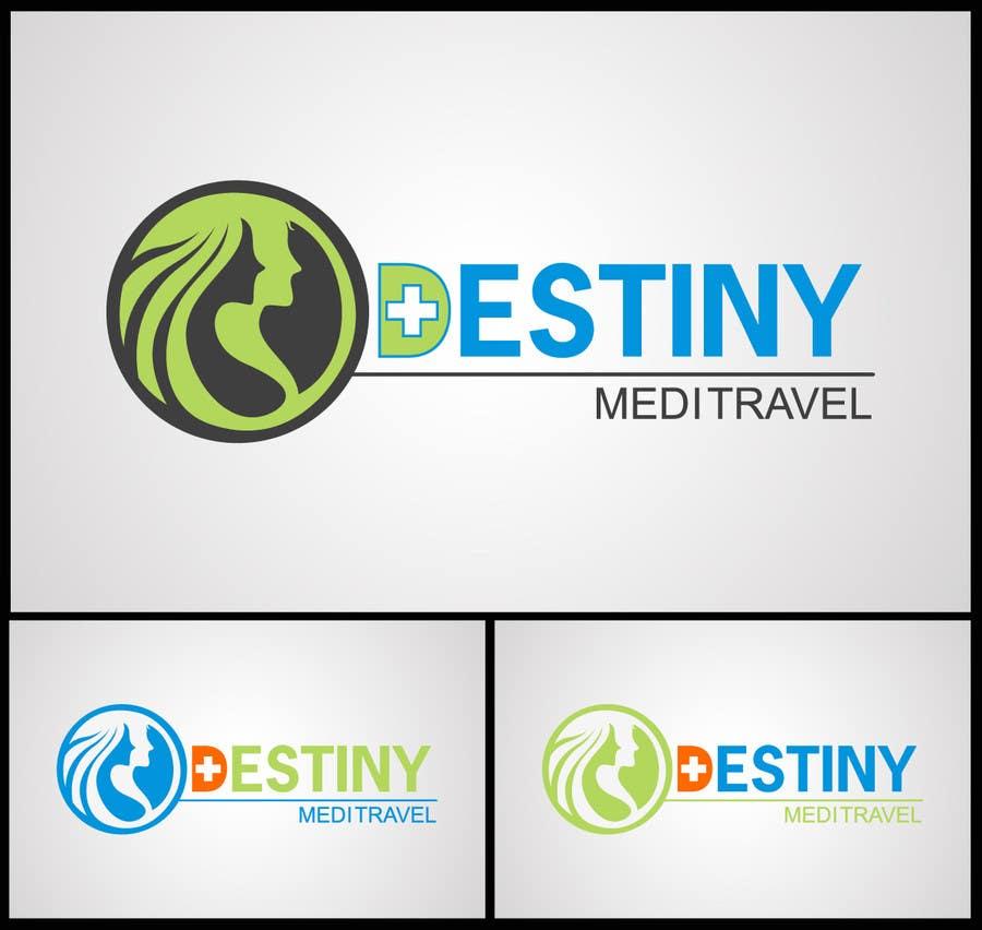 Konkurrenceindlæg #                                        60                                      for                                         Logo Design for Destiny Meditravel