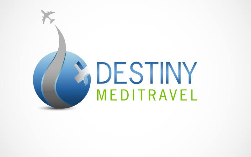 Konkurrenceindlæg #                                        109                                      for                                         Logo Design for Destiny Meditravel