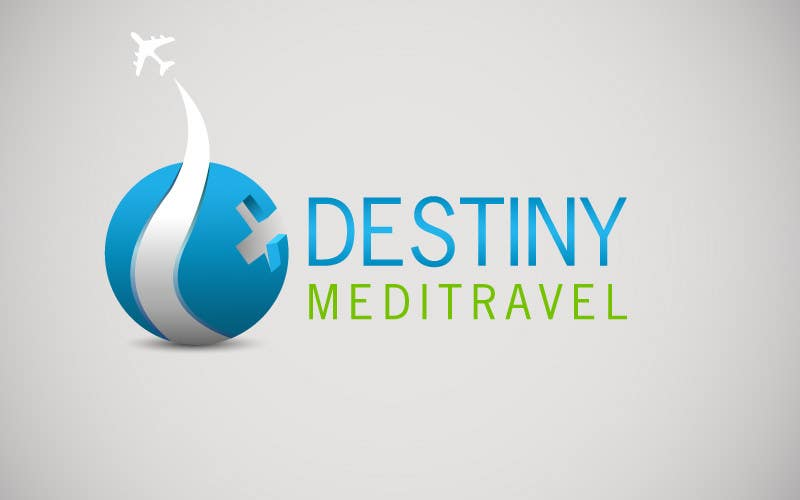 Konkurrenceindlæg #                                        110                                      for                                         Logo Design for Destiny Meditravel