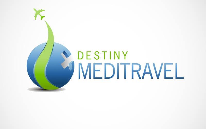 Konkurrenceindlæg #                                        113                                      for                                         Logo Design for Destiny Meditravel