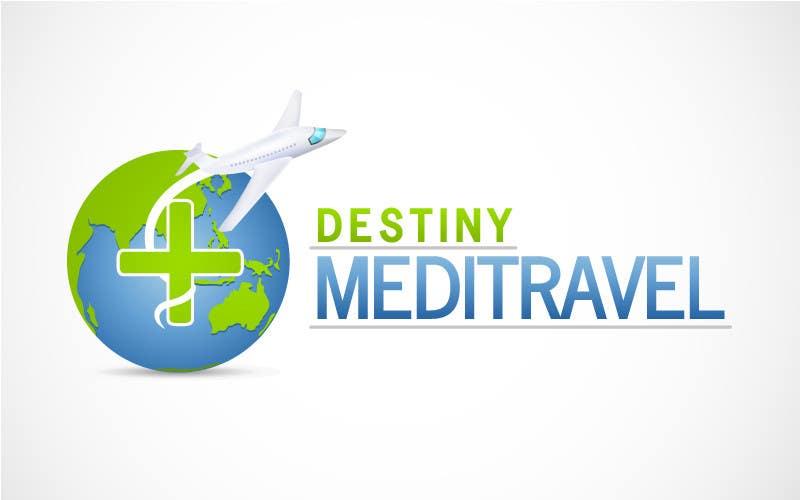 Konkurrenceindlæg #                                        136                                      for                                         Logo Design for Destiny Meditravel