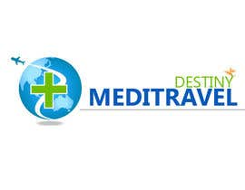 #120 para Logo Design for Destiny Meditravel por alexandracol