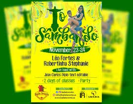 #36 cho Flyer para workshop de dança bởi soyjuliogomez