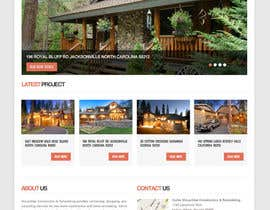 #15 para Website Redesign for Upscale Building Contractor por danangm