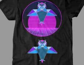 #65 untuk 80s vaporwave T-shirt merch oleh Junz1