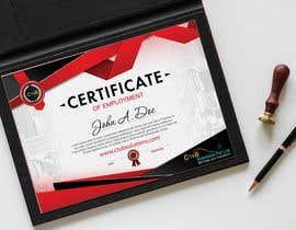 NazMalik004 tarafından Create Certificate of Authenticity için no 19