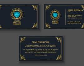 ktechint tarafından Create Certificate of Authenticity için no 30