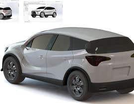 #29 for Car design (mini SUV) by ariestawy