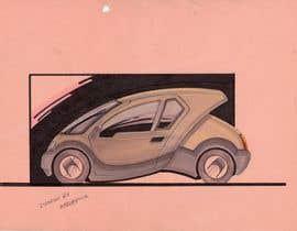 #34 for Car design (mini SUV) by colanijohn