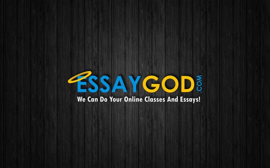 Bài tham dự cuộc thi #                                        26                                      cho                                         Design a Logo for essaygod.com thank you