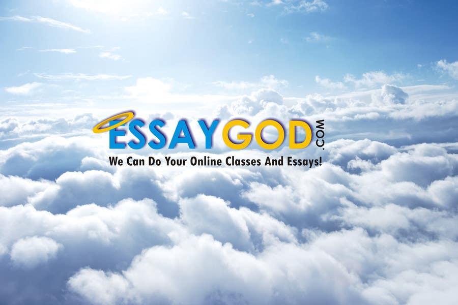 Bài tham dự cuộc thi #                                        28                                      cho                                         Design a Logo for essaygod.com thank you