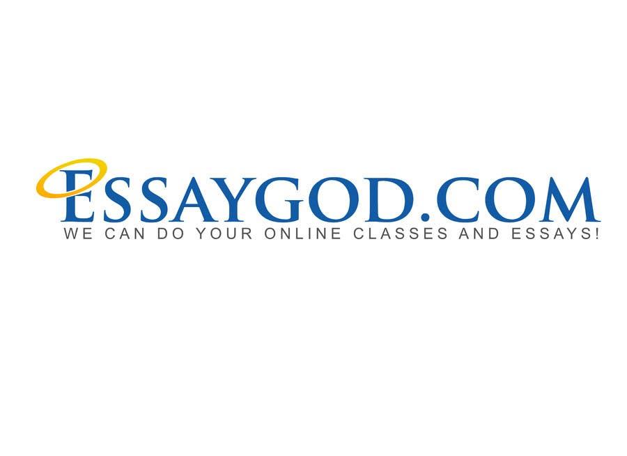 Bài tham dự cuộc thi #                                        23                                      cho                                         Design a Logo for essaygod.com thank you