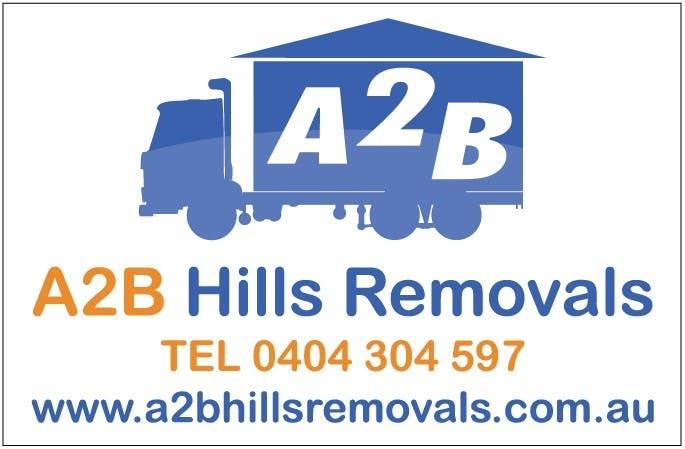 Kilpailutyö #                                        24                                      kilpailussa                                         Logo Design for a furniture removals company
