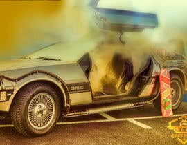 #18 for I would like someone to edit the image of my Delorean to be in a different/dark/urban environment with smoke coming out of the rear vents and cockpit, and extra lighting. I can show example if needed. by ashishmehta591