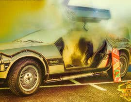 #19 for I would like someone to edit the image of my Delorean to be in a different/dark/urban environment with smoke coming out of the rear vents and cockpit, and extra lighting. I can show example if needed. by ashishmehta591