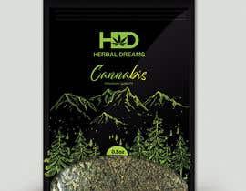 #11 untuk print ready artwork for cannabis packaging oleh ssandaruwan84