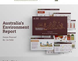 #54 for Design/branding of Australia's Environment report by irataliki