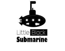 angellika tarafından Design a Logo for a new children's clothes website – Little Black Submarine için no 31