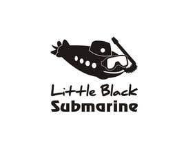 slcreation tarafından Design a Logo for a new children's clothes website – Little Black Submarine için no 28