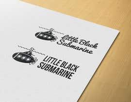 sandwalkers tarafından Design a Logo for a new children's clothes website – Little Black Submarine için no 22