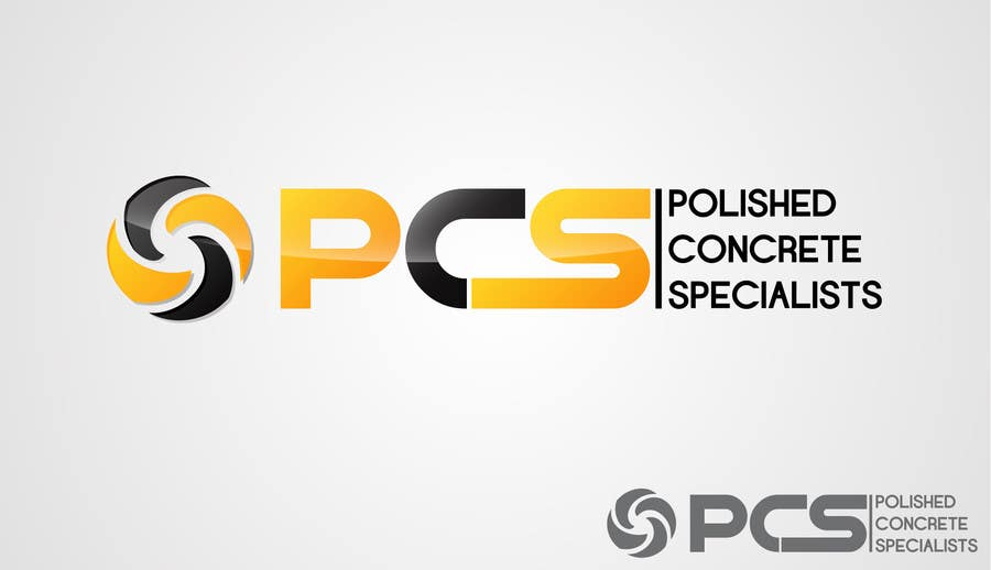 Kilpailutyö #112 kilpailussa Logo Design for Polished Concrete Specialists